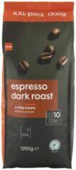 HEMA Koffiebonen Dark Roast Espresso - 1.2 Kg