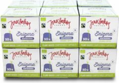 Jones Brothers Coffee composteerbare koffiecups Enigma - 12 x 10 cups