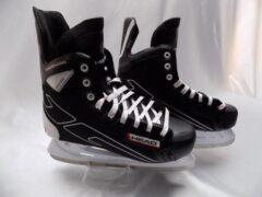 Witte IJshockeyschaats HEAD Pro 100 zwart maat 42