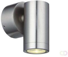 Roestvrijstalen Velleman Spotjes led buitenwandlamp (roestvrij staal) - 230v - ip44
