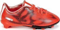 Adidas F10 FG Jr - Voetbalschoenen - Unisex - Maat 38 - Oranje/Wit/Zwart