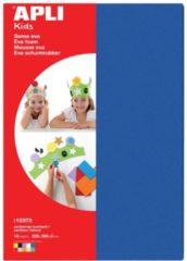 Agipa Apli Kids schuimrubber ft 20 x 30 cm, pak met 10 vellen in geassorteerde kleuren
