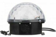 Manhattan 165235 draagbare luidspreker 3 W Mono draadloze luidspreker Zwart, Transparant