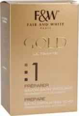 Fair And White Gold Ultimate Prepare Satin Exfoiliating Soap 200 gr