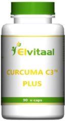 Elvitaal Curcuma C3 plus 90 Capsules