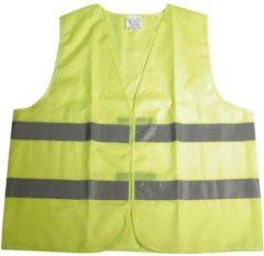 Carpoint Veiligheidsvest - Reflecterend - Fluorescerend Geel - Junior