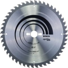 Bosch Accessories Optiline 2608640672 Hardmetaal-cirkelzaagblad 300 x 30 x 3.2 mm Aantal tanden: 48 1 stuk(s)