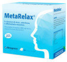 Metagenics Metarelax Integratore Magnesio, Vitamine e Taurina 20 bustine