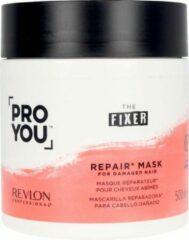REVLON PROFESSIONAL Proyou The Fixer Repair Mask maska regenerująca do włosów 500ml