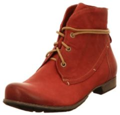 Stiefel Think! rot