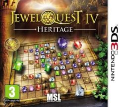 Iwin Jewel Quest 4: Heritage - 2DS + 3DS