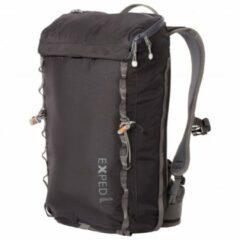 Grijze Exped - Mountain Pro 20 - Klimrugzak maat 20 l zwart/grijs