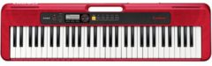 Casio Casiotone CT-S200RDC7 Keyboard Rood