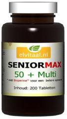 Elvitaal Senior Max 50+ Multi Tabletten 200st