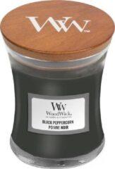 Donkerblauwe WoodWick - Black Peppercorn Váza ( černé zrnko pepře ) - Vonná svíčka