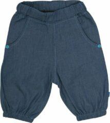 Minymo Jongens Jeans - blauw - Maat 74