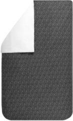 Zwarte BINK Bedding Dekbedovertrek SIL 80 x 60 (zonder sloop)