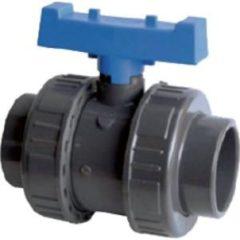 Aquaforte PVC kogelkraan - 32 mm - lijmverbinding