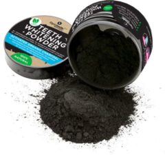 Opti Smile Optismile Teeth Whitening Charcoal Powder 100% Biologische Houtskool