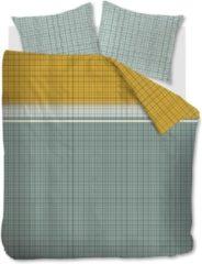 Beddinghouse Mirte Dekbedovertrek - extra breed - 260x200/220 cm - Groen