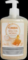 Ombia Handzeep Hygiëne Melk&Honing Pomp 500ml