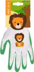 Leeuw Kinderhandschoenen / Tuinier Handschoenen 25 X 14 X 2 Cm - 6-8 Jaar - Tuin / Klus Handschoenen