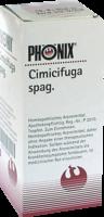 PHÖNIX CIMICIFUGA spag.Mischung 100 ml