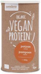Vegan Protein Pumpkin 65% - Naturel 400 Gram (400 Gram) - Purasana