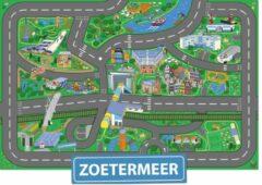 Speelkleed Zoetermeer City-Play - Autokleed - Verkeerskleed - Speelmat Zoetermeer