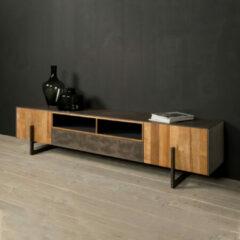 Tower Living Tv-meubel 'Ora' Gerecycled teak, 222 cm