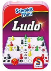 999 Games Schmidt mini - Ludo small Bordspel - reisspel