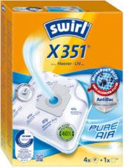 Swirl stofzuigerzakken X 351 Swirl wit