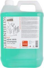 Groene Greenfields Dog Aloë Vera Shampoo - 5 l