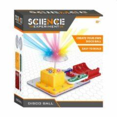 Witte Science Maak Je Eigen Disco Licht