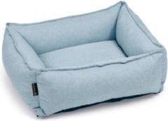 Beeztees ferro - hondenmand - lichtblauw - 80x70x22 cm
