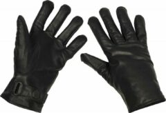 MFH Unisex Handschoenen Zwart Maat L