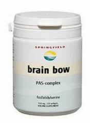 Springfiel Brain Bow Phos 100mg 150sg 150 Softgels
