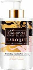 Bielenda Professional - Nailspiration Baroque Nourishing Hand And Nail Cream 300Ml