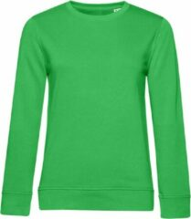 Bc B&C Dames/dames Organic Sweatshirt (Appelgroen)