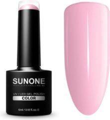 SUNONE UV/LED Hybrid Gel Roze Nagellak 5ml. - R05 Rosana