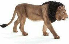 Bruine MOJO Mannelijke Leeuw - Speelfiguur