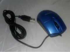 TECNO MOUSE OTTICO TC 12 MINI BLU USB