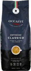 Occaffe O'ccaffè - Espresso Classico Premium Italiaanse koffiebonen | 1 kg | Barista kwaliteit