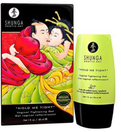 Afbeelding van Shunga – Hold Me Tight Vaginale Verjongings Gel voor een Strak Gevoel – 30 ml