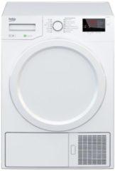 BEKO Wärmepumpen-Kondensationstrockner DPS 7405 W3 BEKO Weiß