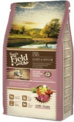 Sam's Field Light & Senior Lam&Rijst - Hondenvoer - 2.5 kg