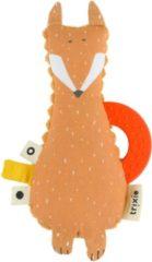 Oranje Trixi Baby Trixie Baby activiteitenknuffel Mr Fox
