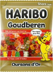 Goudberen Haribo 28x75 gram