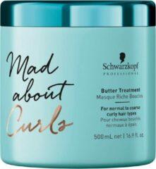 Schwarzkopf Professional Schwarzkopf - Mad About Curls - Butter Treatment - 200 ml