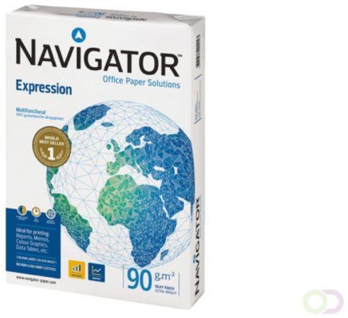 Afbeelding van Navigator Expression A3 90gr wit 500vel